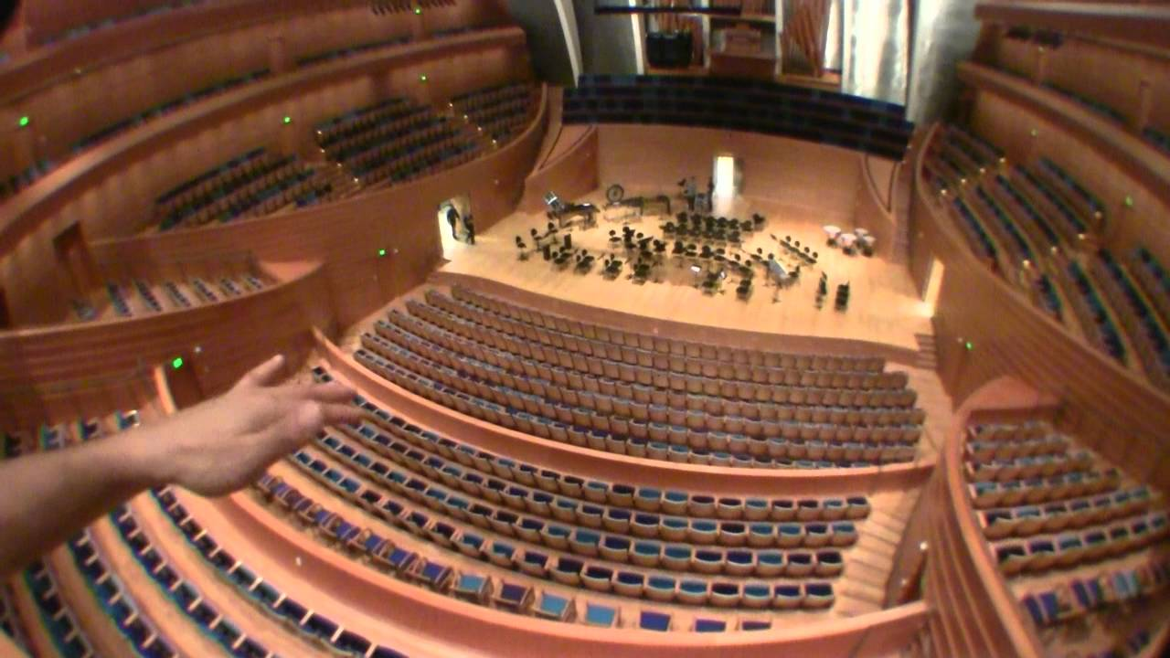 Video Tour Of The Kauffman Center For Performing Arts In