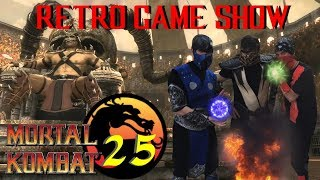Ретро Гейм Шоу: 25 лет Мортал Комбату | Retro Game Show: 25-th Mortal Kombat