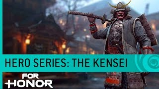 Watch new For Honor™ gameplay, and meet the Kensei of the Samurai faction. This hero, along with five others, will be playable in the upcoming alpha. History ...