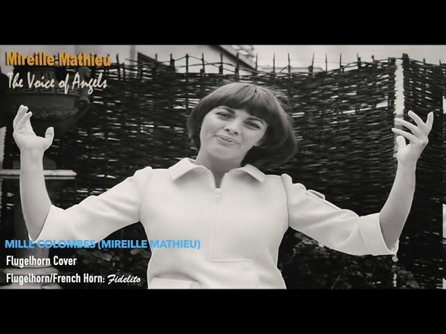 Mille Colombes (Mireille Mathieu) - Flugelhorn Cover