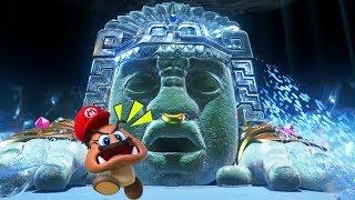 Super Mario Odyssey - Hole In The Sand Deepest Under Ground - Gameplay Walkthrough Part 3