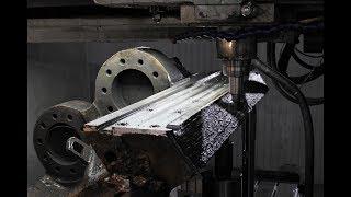 Ремонт повзуна реза прес-ножиць AKROS 608
