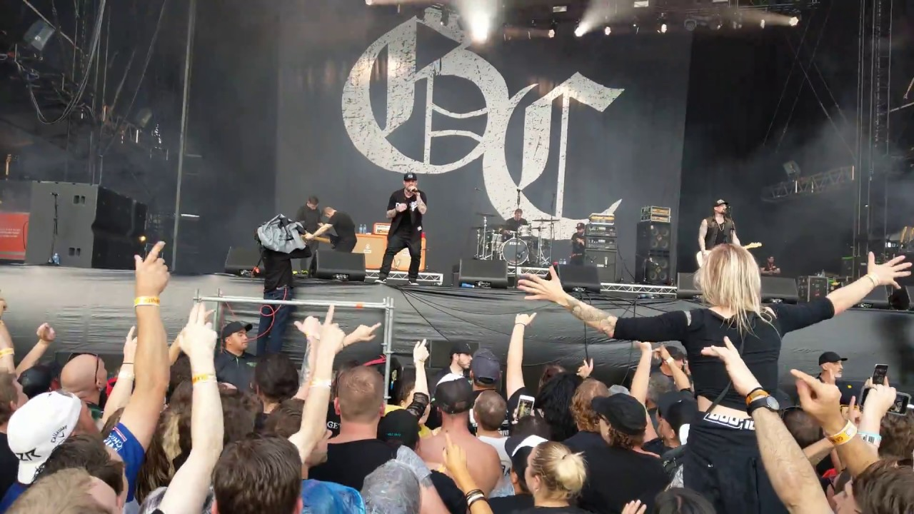 Good Charlotte - Lifestyles of the Rich & Famous [Live] at Download Festival Melbourne 2018