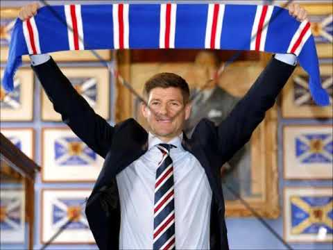 THE THORNLIE BOYS  The Rangers Song