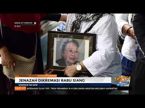 Jenazah NH Dini Di Kremasi Rabu Siang Mp3