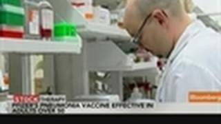 Pfizer's Prevnar 13 Found Effective in Ages 50 and Older