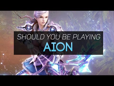 Is Aion Worth Playing in 2017? An Aion Review