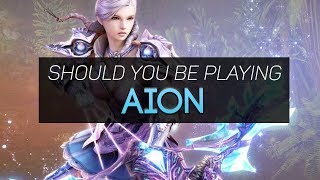 Is Aion Worth Playing in 2017/2018? An Aion Review