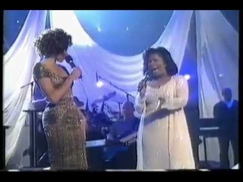 Whitney Houston - Exhale _ Count On Me (With CeCe Winans) 1997