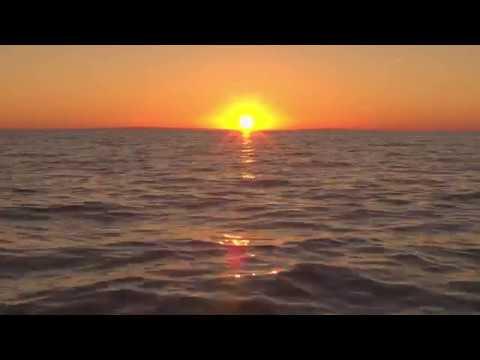 Видео hd закат на море: 10 футажей
