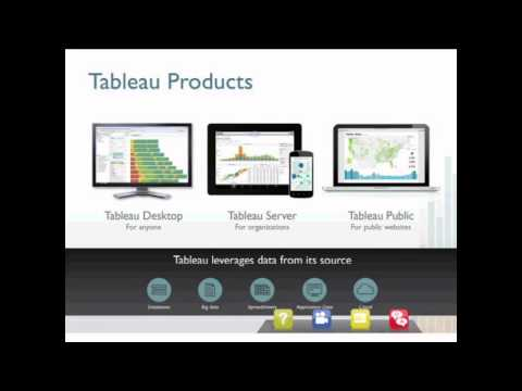Explore Big Data Analytics with Amazon Redshift and Tableau Software