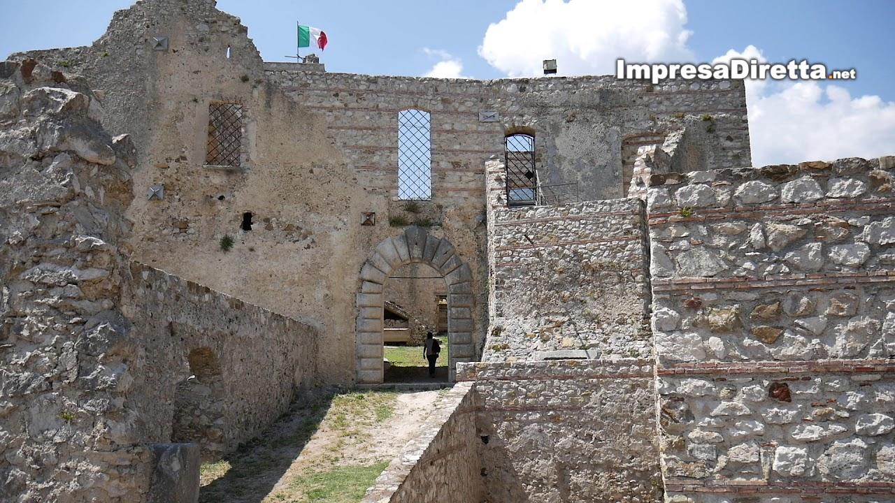 Le Bellezze dell'Irpinia - Il Borgo Medievale di Quaglietta (AV).