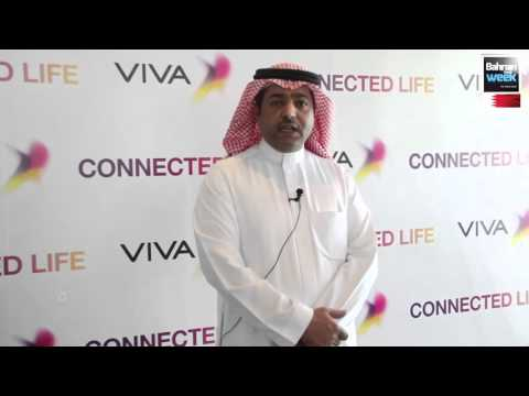 VIVA Bahrain Connected life press conference