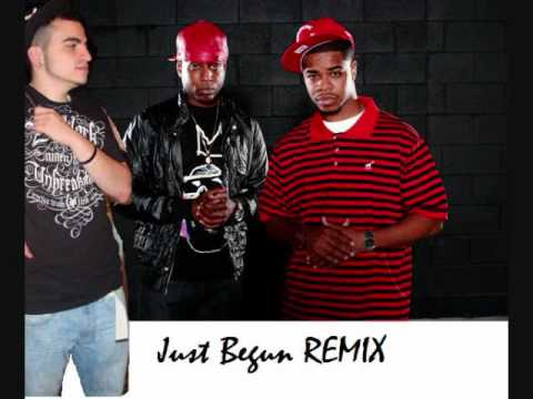 Upgrade - Reflection Eternal ft. jay electronica J cole and Mos Def- Just Begun - REMIX.wmv