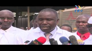 Agriculture CS refutes claims that govt. is using food as a campaign strategy