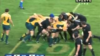 Tri-Nations Rugby - (New Zealand vs. Australia) -2009-08-22-0