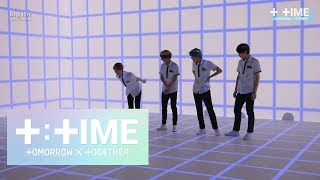 [T:TIME] How TXT spends their downtime  - TXT (투모로우바이투게더)