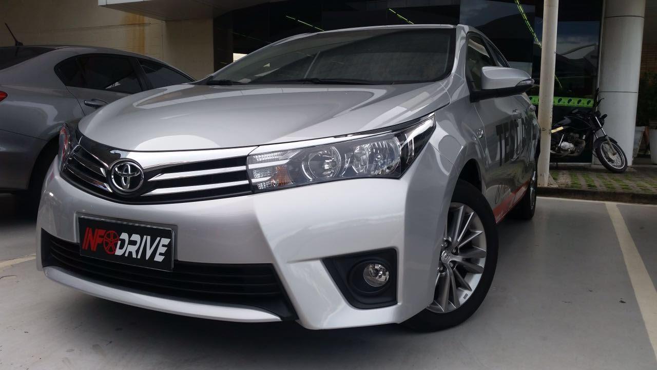 Análise - Toyota Corolla Xei 2.0 2016 - YouTube