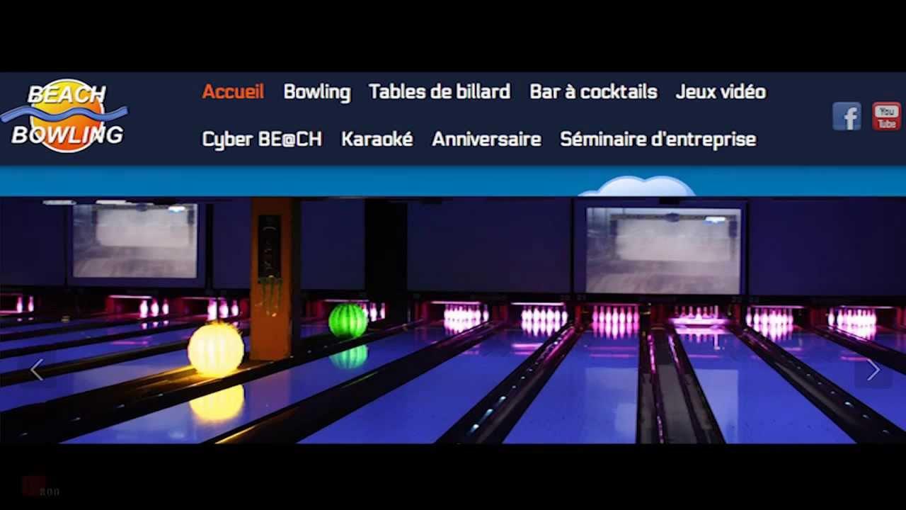 anniversaire bowling belle epine