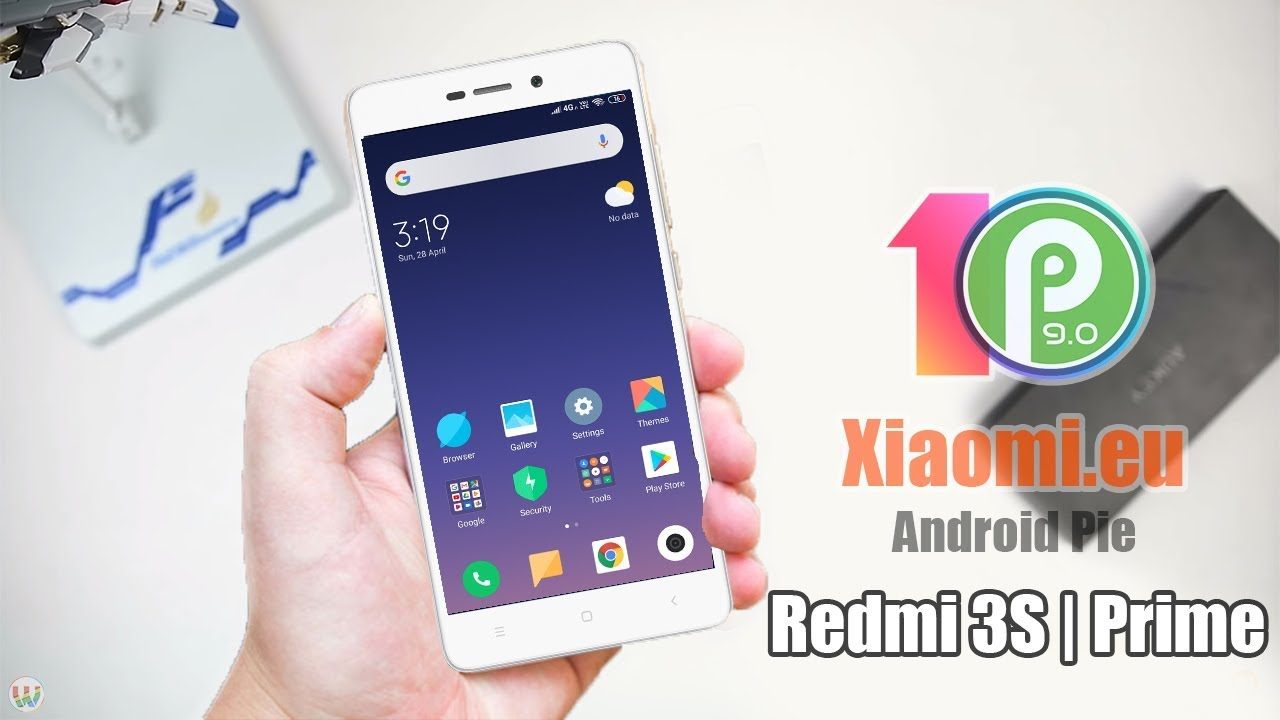 Xiaomi eu New Android Pie Port For Redmi 3S | Prime