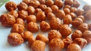 African Candies (Toffee) - African Food Recipes