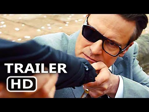 Thumbnail: Kingsman 2 Official Trailer # 2 (2017) Colin Firth Action Movie HD