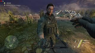 Sniper Elite 3. Игровой фильм о полном прохождении. Часть 1