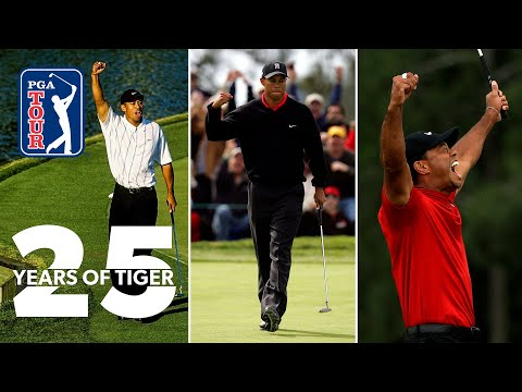 PGA TOUR Originals: 25 Years of Tiger