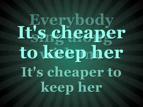 Cheaper To Keep Her Lyrics Johnnie Taylor