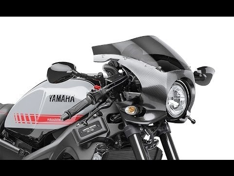 yamaha xsr 900 abarth look and style amazing youtube. Black Bedroom Furniture Sets. Home Design Ideas