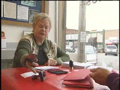 Noel, Mo., Post Office Busy During Holidays
