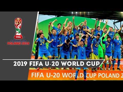 РОЗДЯГАЛЬНЯ ЧЕМПІОНІВ | U-20 | FIFA U-20 World Cup Poland 2019 |