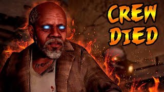 Tranzit Crew Died In Buried! Round Infinity Deaths Explained (Black Ops 4 Zombies Storyline)