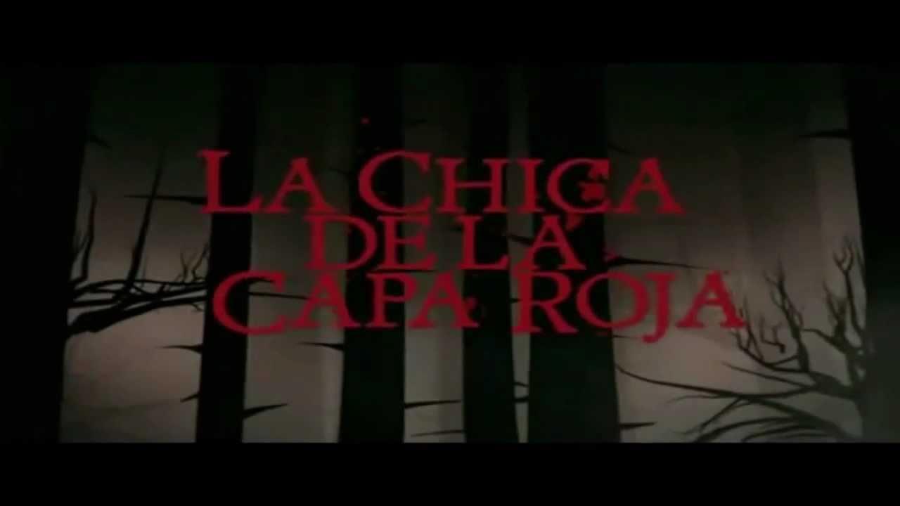 La Chica De La Capa De Rojo Caperucita Roja La Pelicula Subtitulada Español Latino Full Hd Youtube