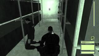 [PC/HD] Tom Clancy's Splinter Cell 1 - Mission 5 - CIA HQ