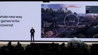 Google dévoile Stadia, une plateforme de streaming de jeux vidéo | AFP News