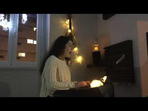Mariana Quiaios Piano Prof João Vila I Dont Know My Grace Yanderwaal Dez 2018