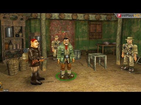 Grom: Terror In Tibet (2003) - PC Gameplay / Win 10