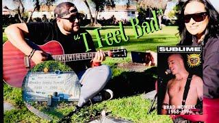 Spirit Box Session Bradley (Brad) Nowell's Grave Site Lead Singer Sublime 🌞
