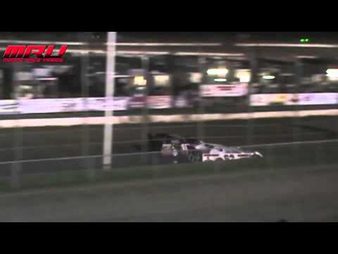 Super Late Model A Main at I-80 Speedway on May 23rd