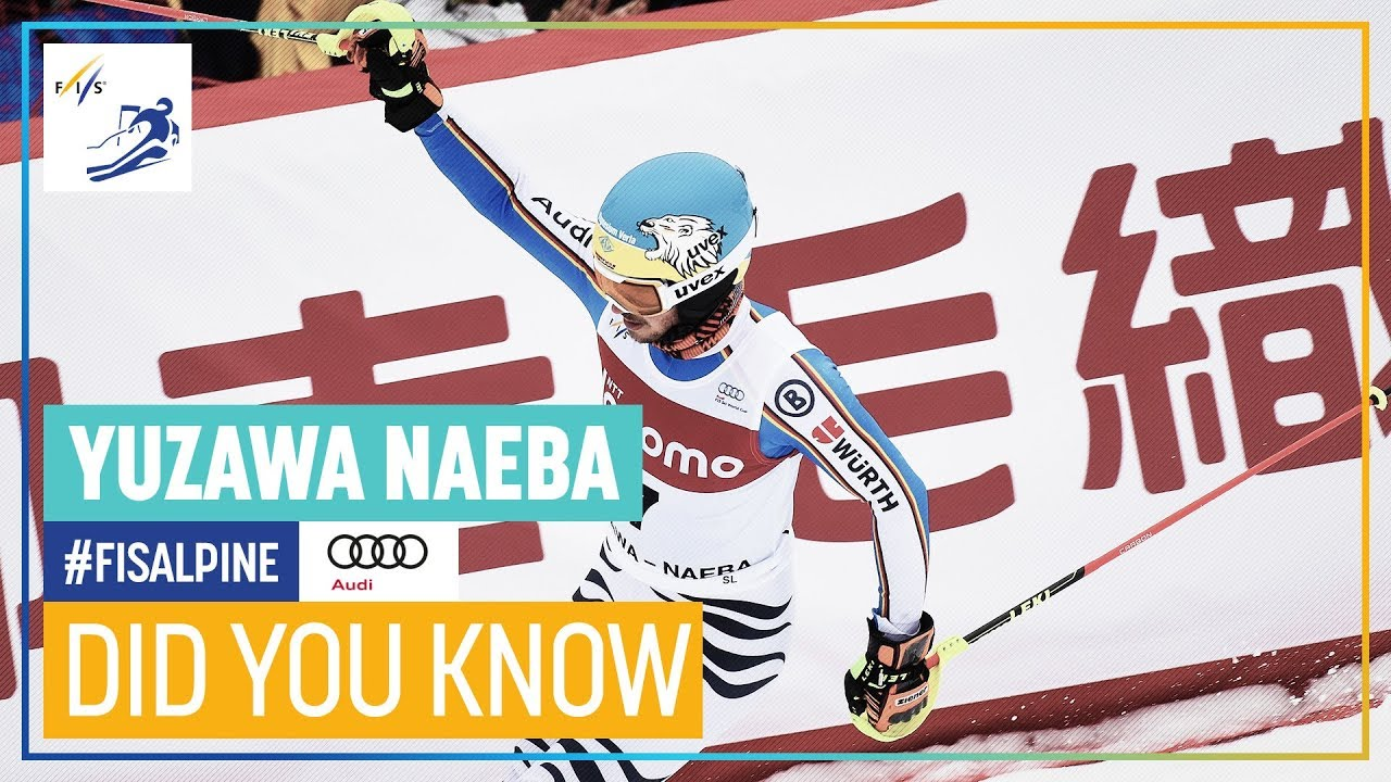 Did You Know | Yuzawa Naeba | Men | FIS Alpine