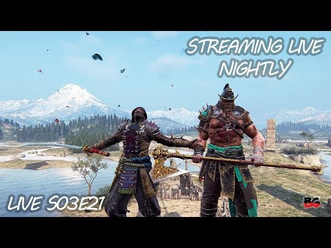 For Honor Rep 30 Orochi Gameplay Live S03E21 08/13/2017