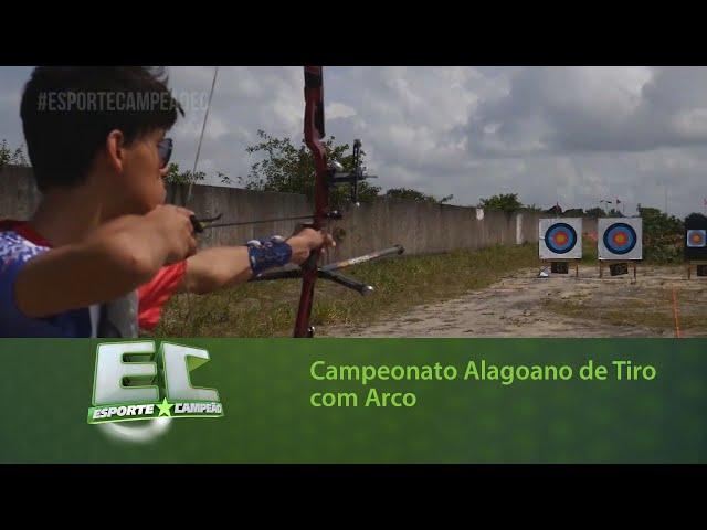 III Etapa do Campeonato Alagoano de Tiro com Arco 2019