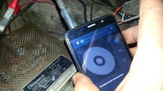 Подключение усилителя к телефону в машине