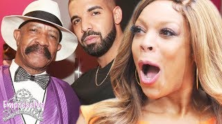Drake's dad slams Wendy Williams...and Wendy claps back!
