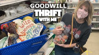 The MOST EPIC?! FILLED My Goodwill Cart | Thrift With Me For Ebay | Reselling