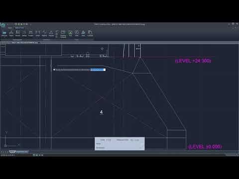 MEASURE ANGLE AND AREA in DWG FastView Plus
