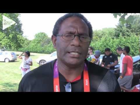 A Reflection on Vanuatu's 2012 Olympic Experience
