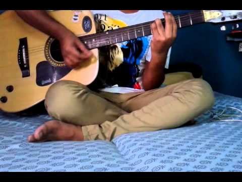 Mere Humsafar - Guitar Lesson | All Is Well | Chords And Strumming ...
