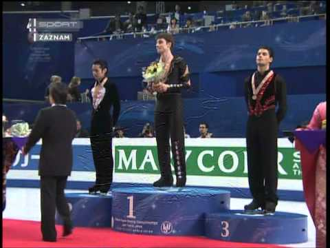 2007 Worlds - Medal Ceremony
